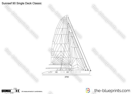 Sunreef 90 Single Deck Classic