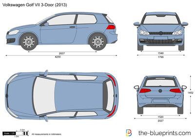 Volkswagen Golf VII 3-Door