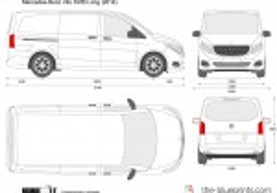 Mercedes-Benz Vito SWB Long