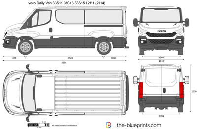 Iveco Daily L2H1