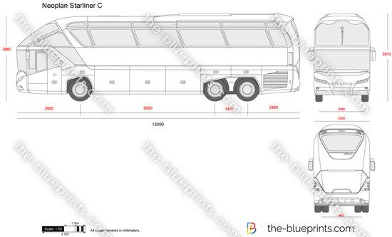 Neoplan Starliner C