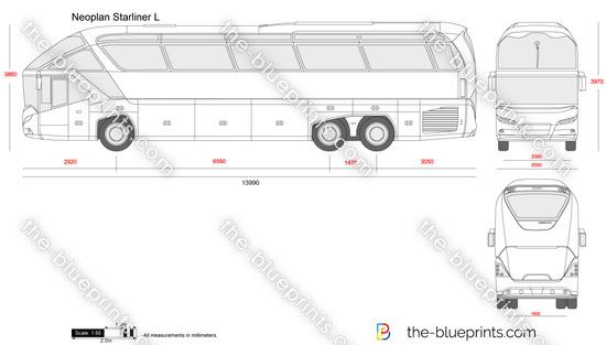 Neoplan Starliner L