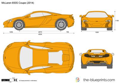 McLaren 650S Coupe (2014)