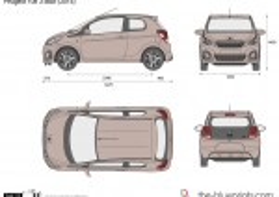 Peugeot 108 3-Door