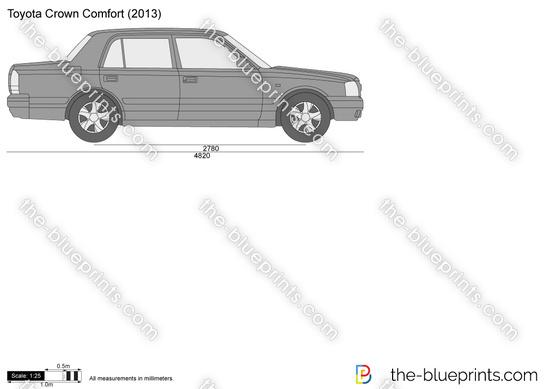 Toyota Crown Comfort