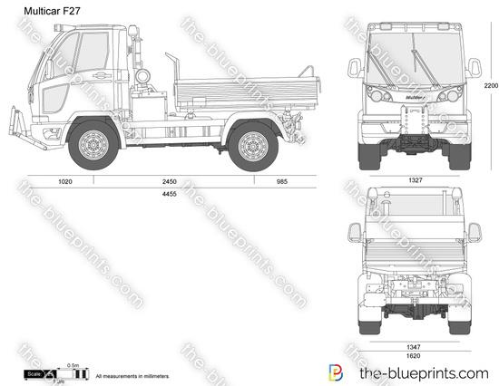 Multicar F27