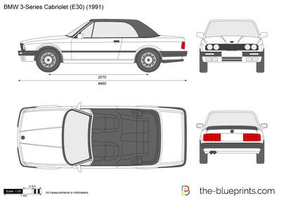 BMW 3-Series Cabriolet E30 (1991)