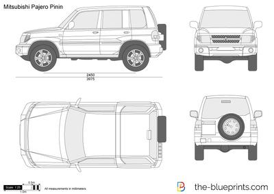 Mitsubishi Pajero Pinin