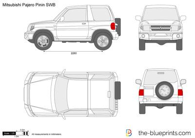 Mitsubishi Pajero Pi…