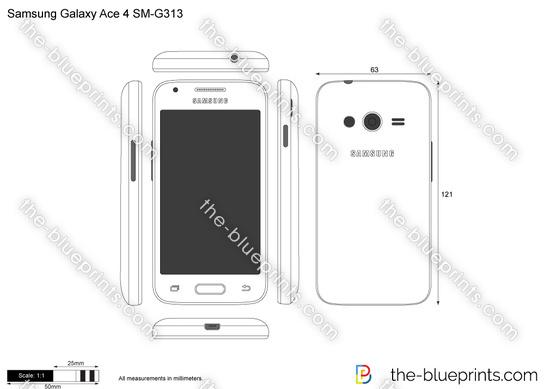 Samsung Galaxy Ace 4 SM-G313