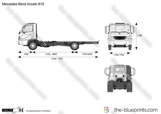Mercedes-Benz Accelo 815