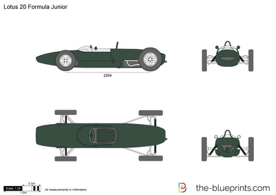 Lotus 20 Formula Junior