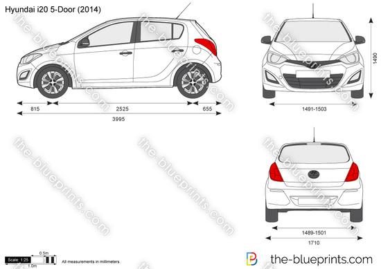 Hyundai i20 5-Door