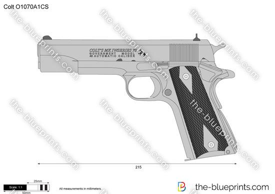 Colt O1070A1CS