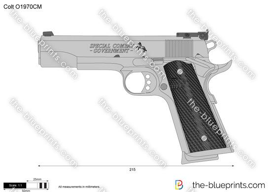 Colt O1970CM
