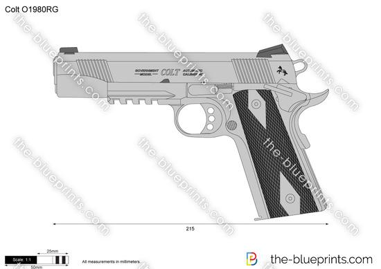 Colt O1980RG