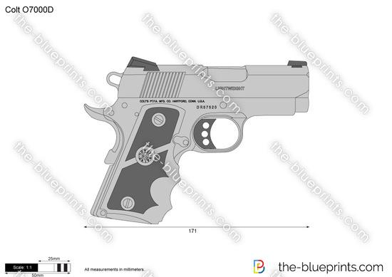 Colt O7000D