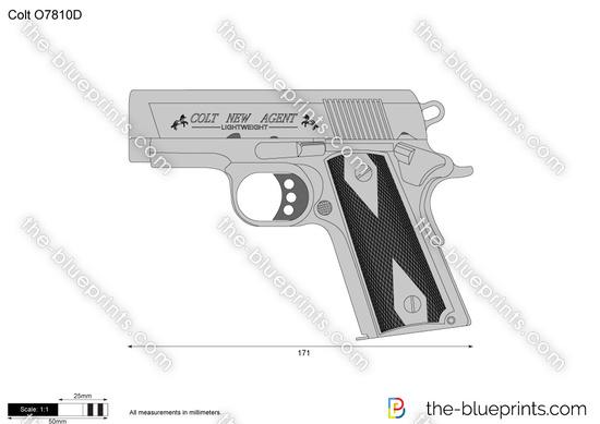 Colt O7810D