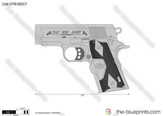 Colt O7810DCT