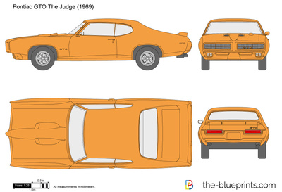 Pontiac GTO The Judge