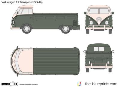 Volkswagen T1 Transp…