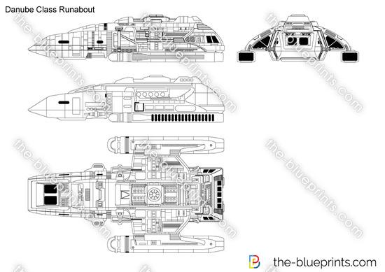 Danube Class Runabout