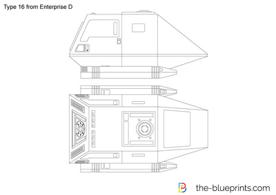 Type 16 from Enterprise D