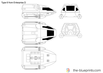 Type 6 from Enterprise D
