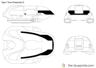 Type 7 from Enterprise D