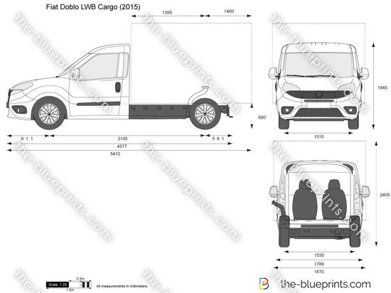 Fiat Doblo LWB Box van