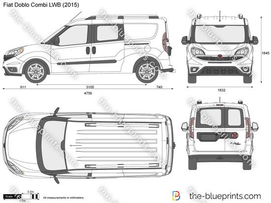Fiat Doblo LWB Combi Maxi
