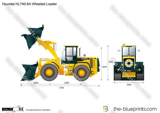 Hyundai HL740-9A Wheeled Loader