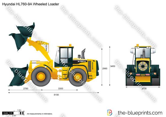 Hyundai HL760-9A Wheeled Loader