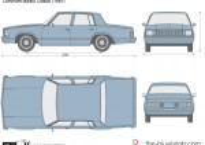Chevrolet Malibu Classic (1981)