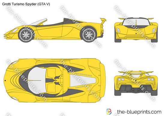 Grotti Turismo Spyder (GTA V)