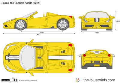 Ferrari 458 Speciale…
