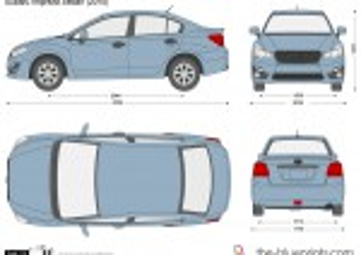 Subaru Impreza Sedan (2015)