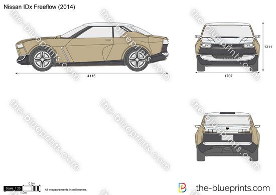Nissan IDx Freeflow
