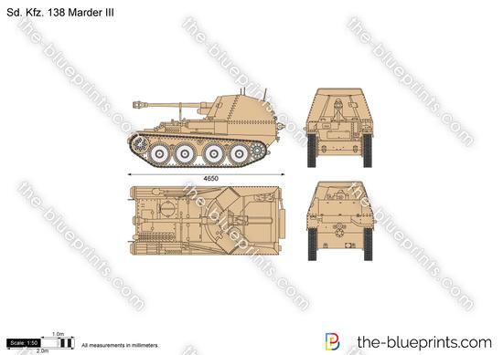 Sd.Kfz. 138 Marder III