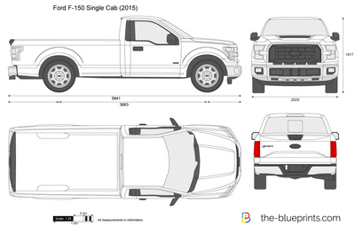 Ford F-150 Single Cab
