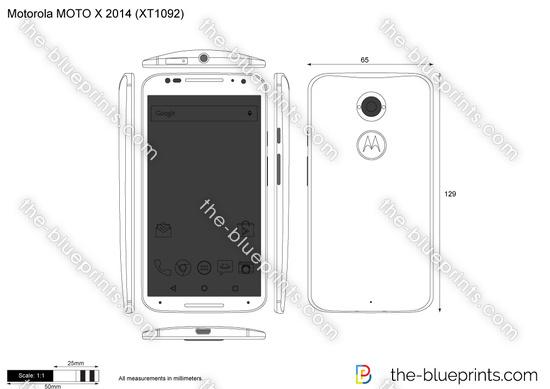 Motorola MOTO X 2014 (XT1092)