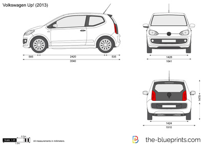 Volkswagen Up! 2-Door