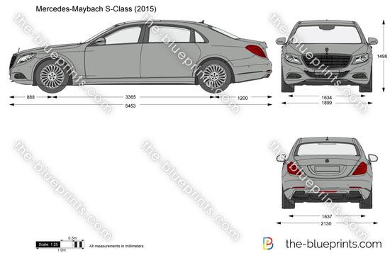 blueprints gt cars gt mercedes gt mercedes maybach s