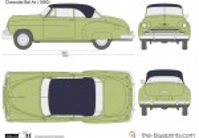 Chevrolet Bel Air (1950)
