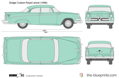 Dodge Custom Royal Lancer