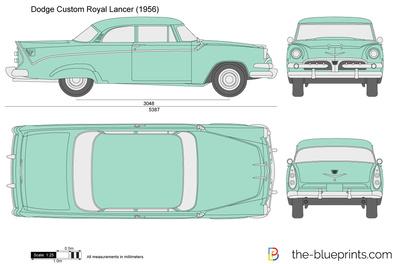 Dodge Custom Royal L…