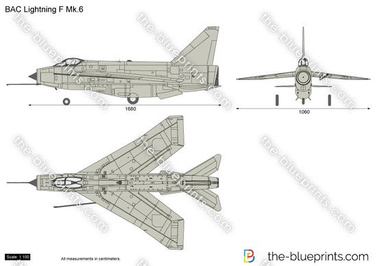 BAC Lightning F Mk.6