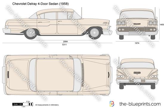Chevrolet Delray 4-Door Sedan