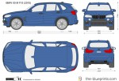 BMW X5 M F15