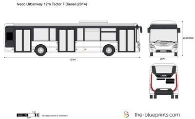 Iveco Urbanway 12m Tector 7 Diesel (2014)
